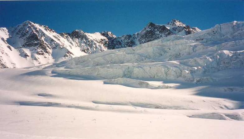 Taschachferner - Pitztal - Austria, Pitztal Glacier