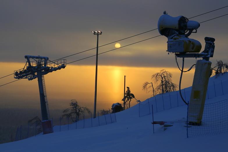 Phya Blue Slope, Pyhä Ski Resort
