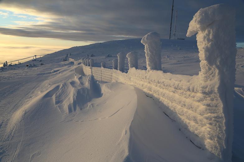 Pyha Summit, Pyhä Ski Resort