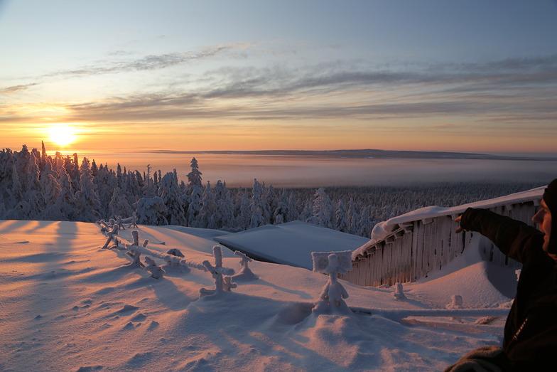 Amethyst Mine, Pyhä Ski Resort