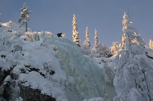 Pyhä Ski Resort Ski Resort by: Les Blain