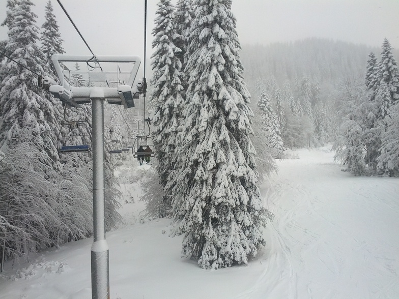 Last day of 2014, Pamporovo