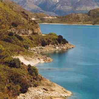 Spingtime Lake Hawea - New Zealand