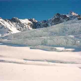 Taschachferner - Pitztal, Pitztal Glacier