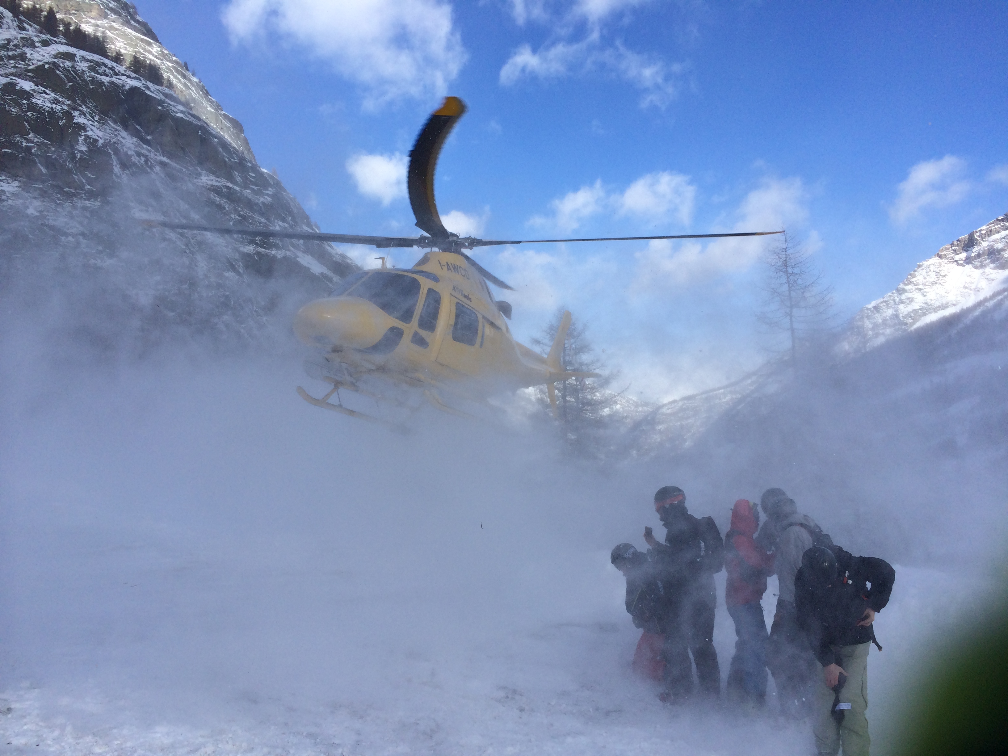 Why can't every day be like this?, Courmayeur