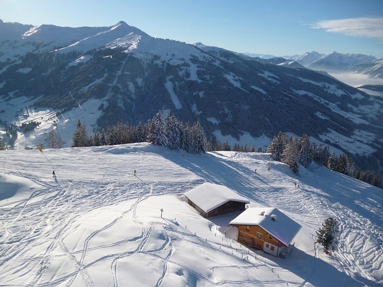 Schatzberg Peak, Austria, Kitzbühel