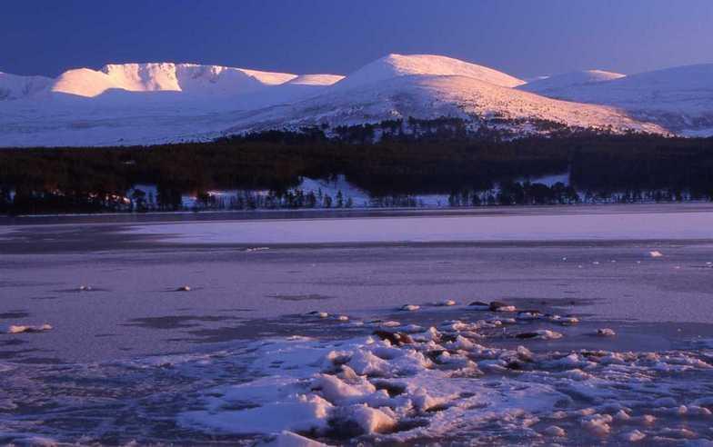 Morlich Cairngorms Scotland