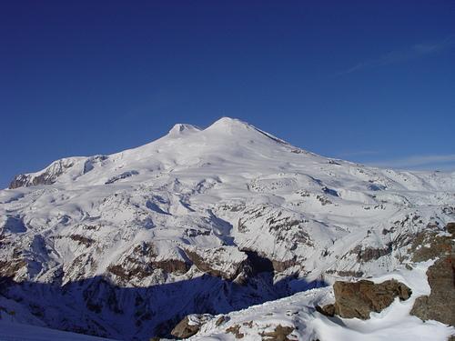 Mount Elbrus Ski Resort by: Liza Pahl