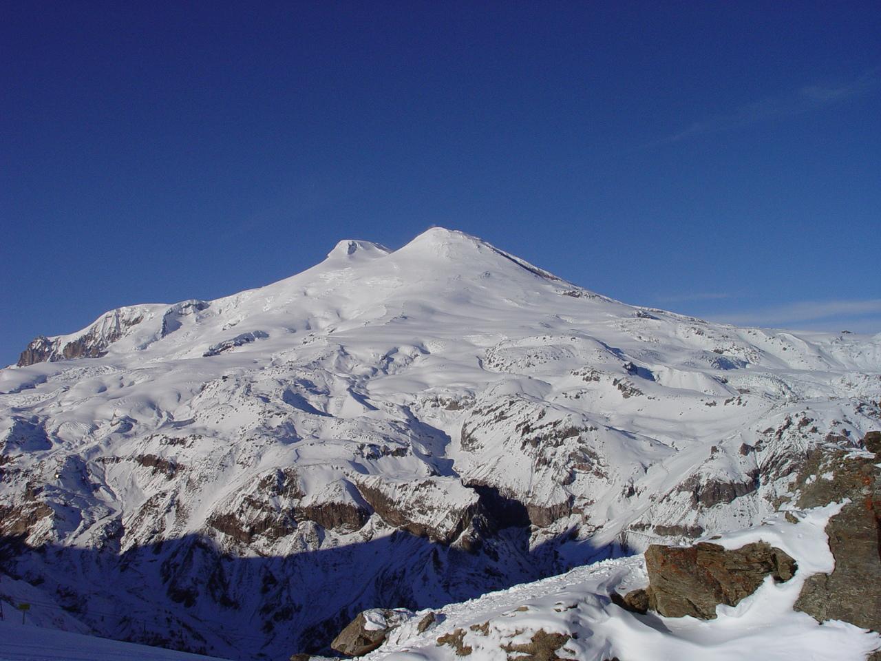 Mt. Elbrus, Mount Elbrus