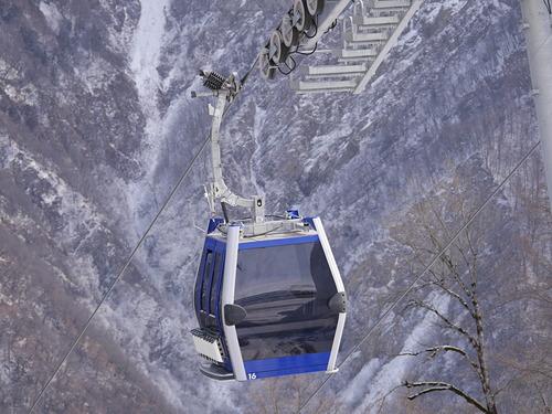 Tufandağ Ski Resort by: Samir