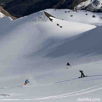 Freeriding in May, Mt Elbrus
