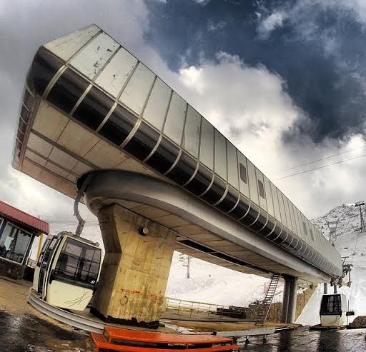 New Gondola Base Station, Darbandsar
