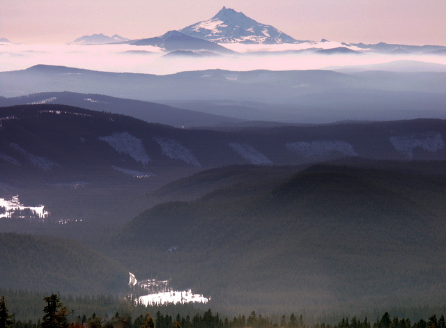 Mount Jefferson, Timberline
