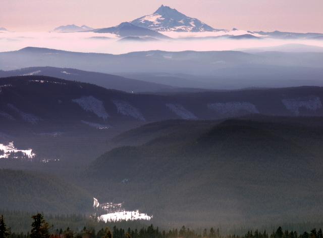 Mount Jefferson, Timberline