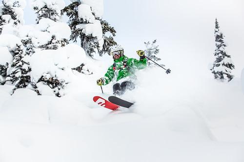 Last Frontier Heliskiing Ski Resort by: Steve Rosset