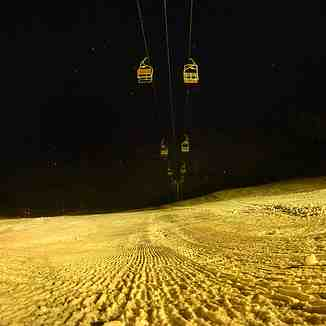 Night Shot, Brezovica