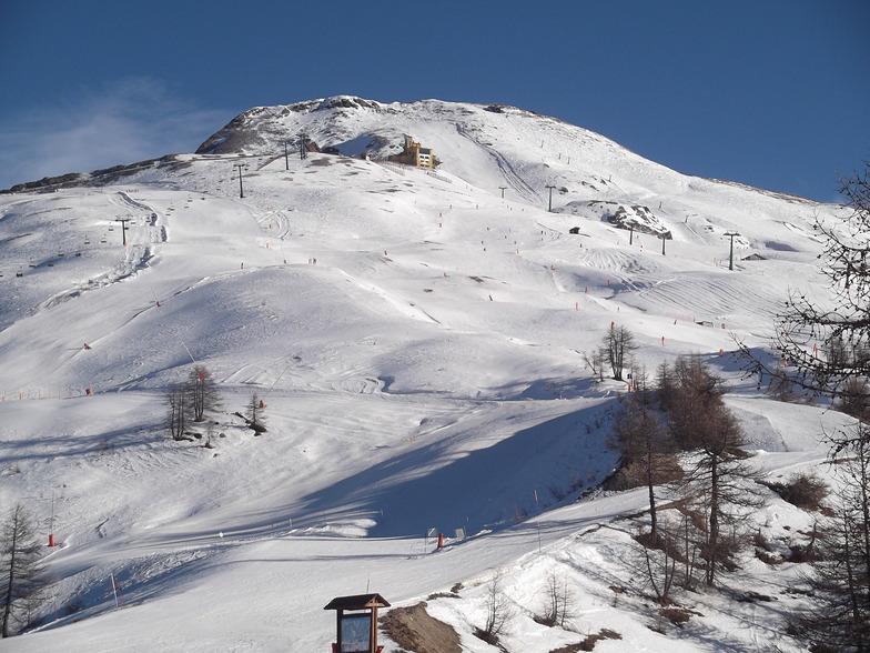 A quiet Mt Motta, Sestrière (Via Lattea)