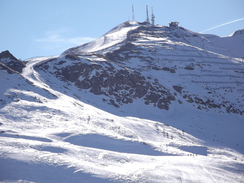 Sauze d'Oulx (Via Lattea) Ski Resort by: Doug Parker