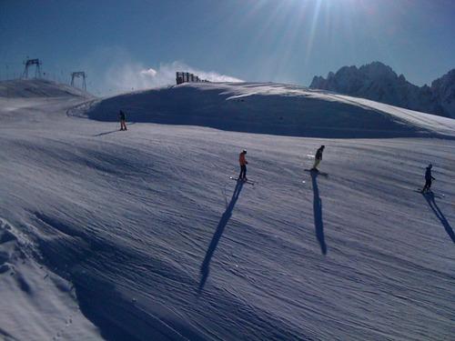 Sexten Ski Resort by: M