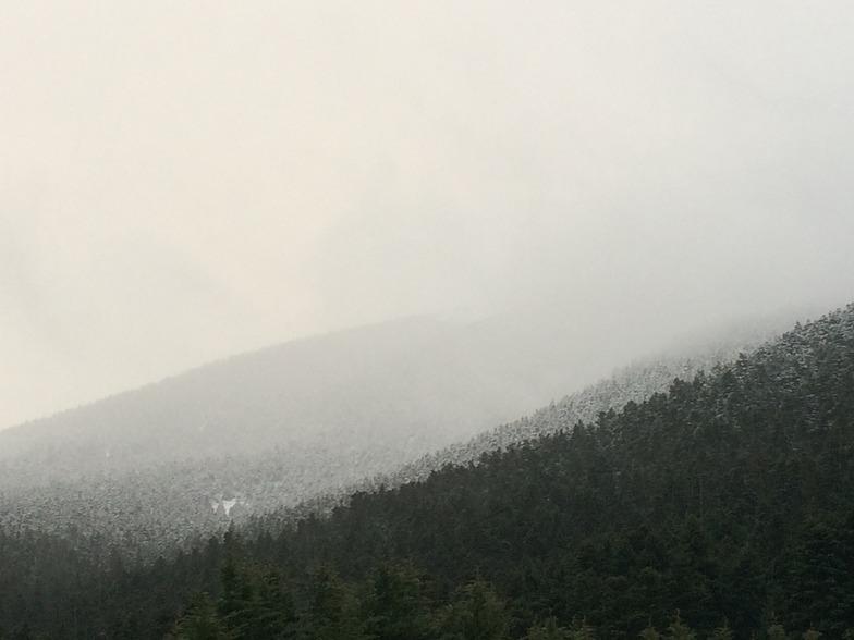 snowing!, Kalavryta Ski Resort