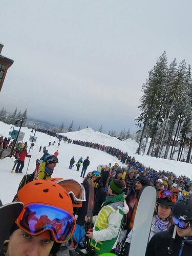 Revelstoke Mountain Resort Ski Resort by: Steve