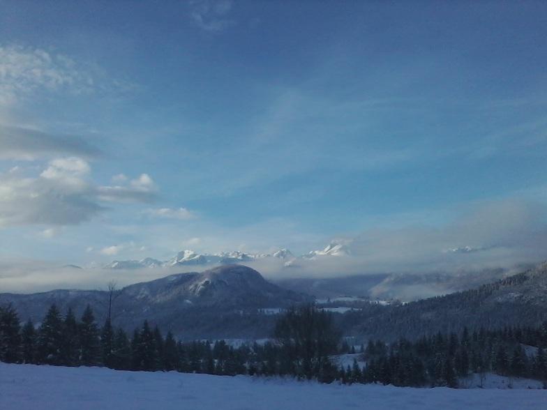 Kobla snow