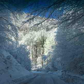 White tunnel, Brezovica