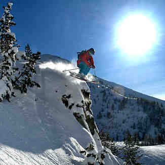 Over the hanging face, Brezovica