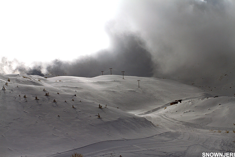 Monochromed run, Brezovica