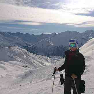 Great conditions, St. Anton