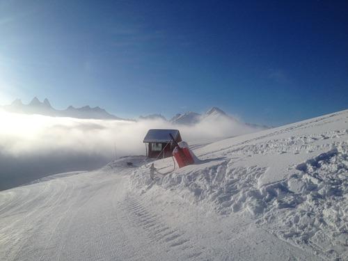 Le Corbier (Les Sybelles) Ski Resort by: Andrew Evans