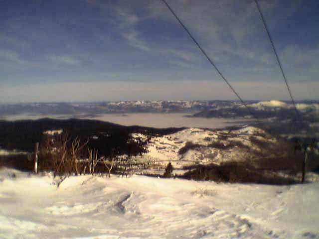 Bjelolasica snow