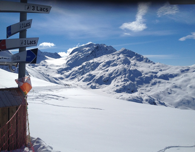 Top Of Resort, Le Corbier (Les Sybelles)