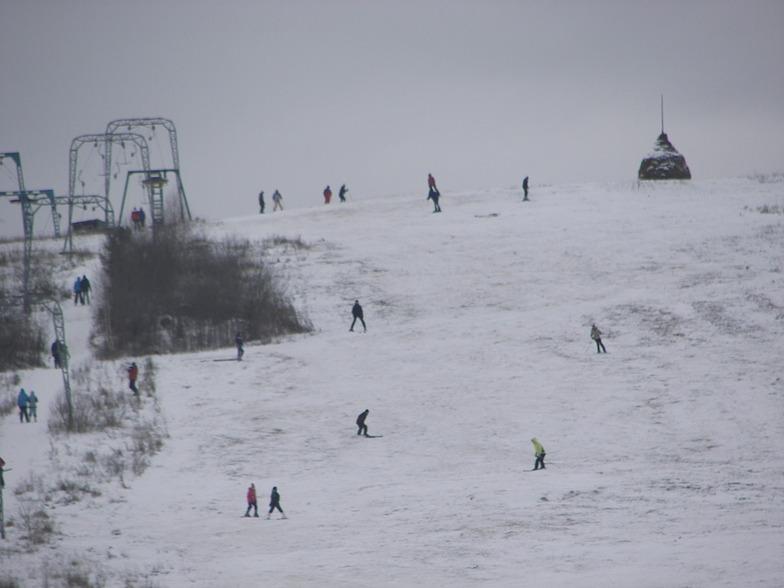 Beskyd snow