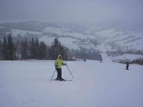 Beskyd Ski Resort by: Владимир