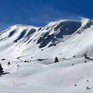 Berevachka mountain in Brezovica