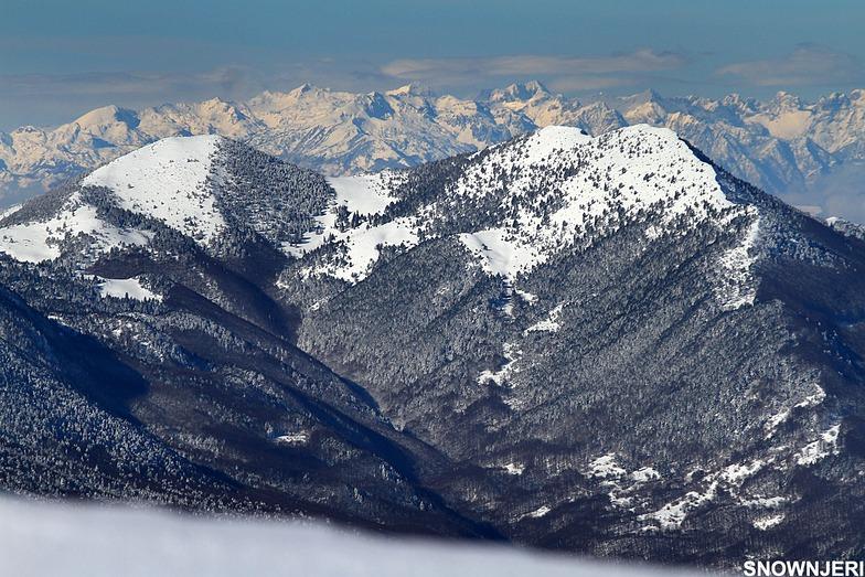 Goxha Ballkan peaks and Accursed mountains, Brezovica