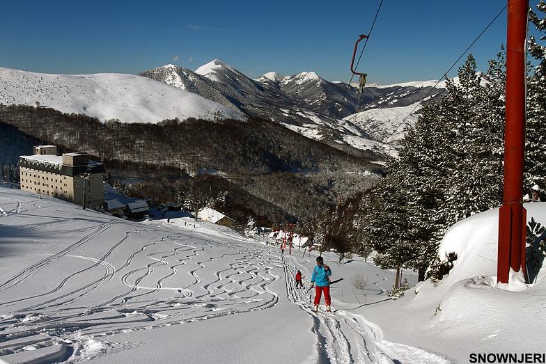 Skilift, Brezovica