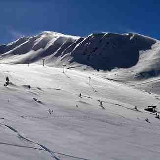 Top skilift, Brezovica