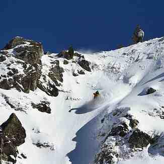 Tricky descent, Brezovica
