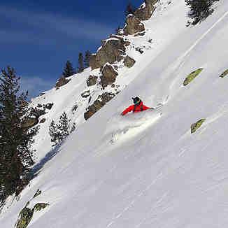 Steep descent, Brezovica