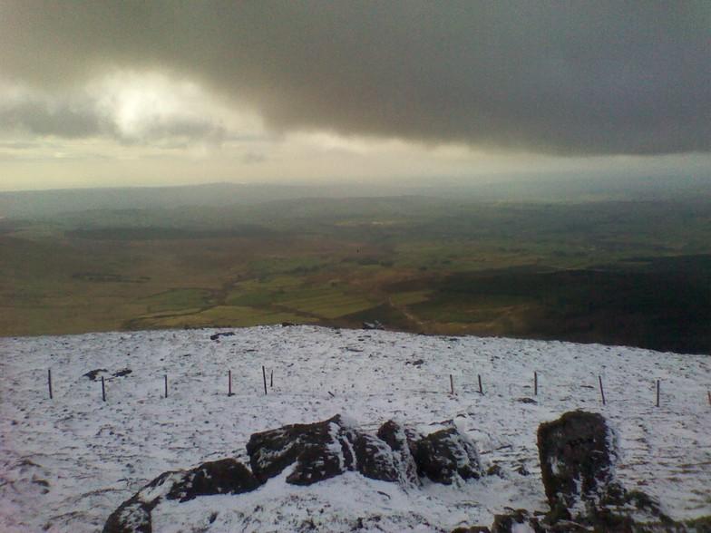 Seefin slope top., Seefin (Monavullagh)