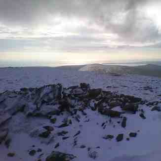 Seefin summit bothy., Seefin (Monavullagh)