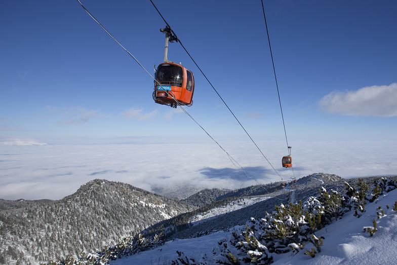 Gondola lift, Borovets