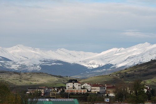 Alto Campoo Ski Resort by: ludrido