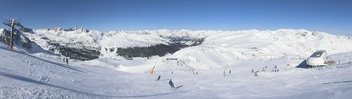 Grandvalira-Grau Roig Ski Resort by: Alberto Villanueva