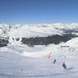 View from Pic Blanc (2610 m), Grandvalira-Grau Roig