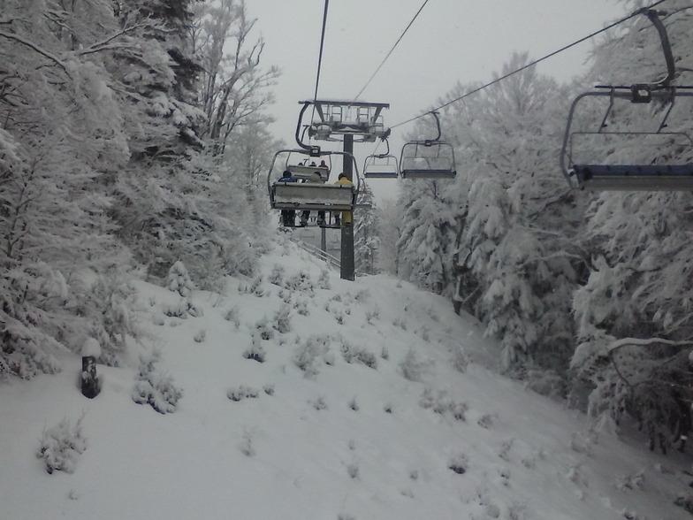 Blidinje snow