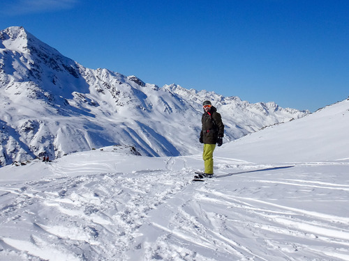 Obergurgl Ski Resort by: Snow Forecast Admin