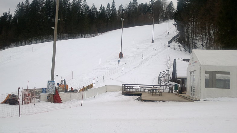 Stari Vrh snow
